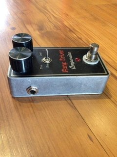 Pedal Amperine Amp Driver - Overdrive - Solsete Musical