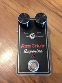 Pedal Amperine Amp Driver - Overdrive
