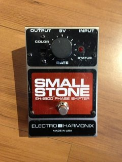 Pedal Small Stone Electro Harmonix Phaser - comprar online