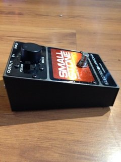 Pedal Small Stone Electro Harmonix Phaser - Solsete Musical