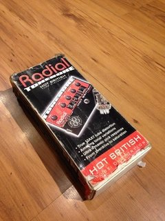 Pedal Tonebone Radial Tube Drive - hot british distortion na internet