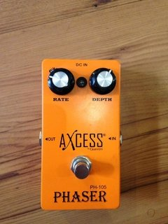 Imagem do Pedal Axcess by Giannini PH-105 Phaser