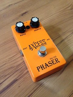 Pedal Axcess by Giannini PH-105 Phaser