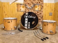 Bateria (Shell Pack) Odery Studio Mastes Series 22/10/12/14/16 Shell Pack - Solsete Musical
