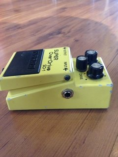 Pedal Boss Sd-1 Super Overdrive na internet