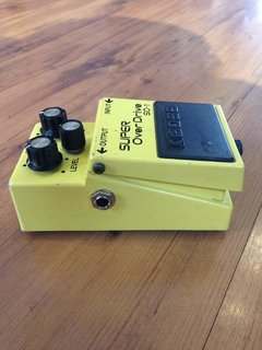 Imagem do Pedal Boss Sd-1 Super Overdrive