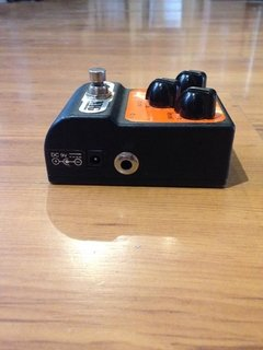 Pedal Nig Music Power Distortion PPD - Usado na internet