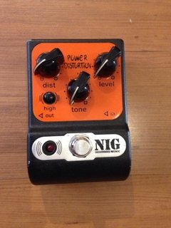 Pedal Nig Music Power Distortion PPD - Usado - Solsete Musical
