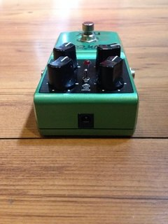 Pedal NUX Drive Core - Boost E Overdrive - Usado* - Solsete Musical