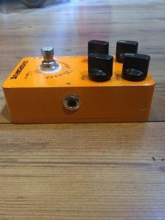 Pedal Caline Orange Burst Overdrive - CP18 - usado na internet