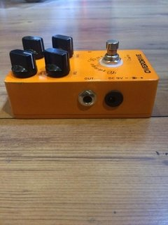 Pedal Caline Orange Burst Overdrive - CP18 - usado - comprar online