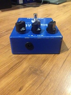 Pedal Caline ¨Time Space¨ Echo Delay CP-17 - usado - Solsete Musical