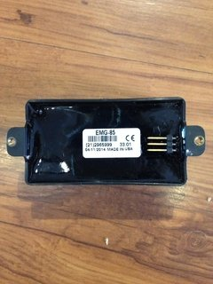 Captador EMG-85 Humbucker Made In USA - Usado - comprar online
