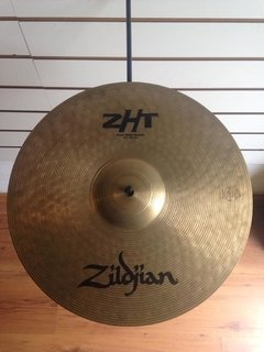 Pratos Zildjian 14'' Rock Top/Bottom Hihat ZHT - usado - comprar online