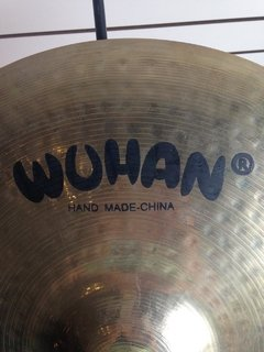 "Prato Wuhan S Series Crash 18"" - Usado na internet"