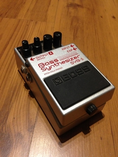 Pedal Boss Bass Synthesizer Syb-5 - Usado