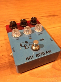 Pedal Handmade Gl Guitars Hot Scream (drive E Delay)