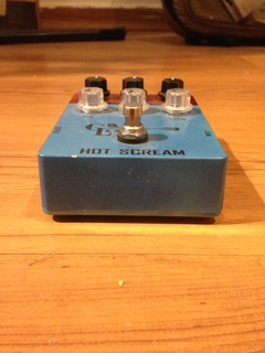 Pedal Handmade Gl Guitars Hot Scream (drive E Delay) - Solsete Musical