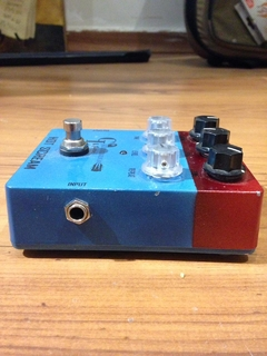 Pedal Handmade Gl Guitars Hot Scream (drive E Delay) - loja online