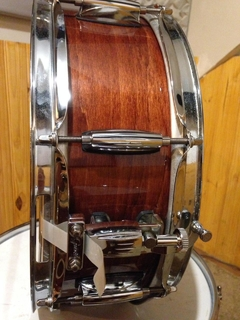 Imagem do Bateria Gretsch Catalina Club Jazz CT1-J484-SWG Shell Pack c/ Caixa + tom holder