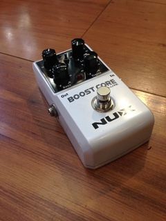 Pedal Nux Boost Core Deluxe - Usado