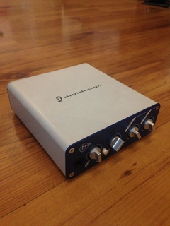 INTERFACE DIGIDESIGN MBOX 2 mini - USADO
