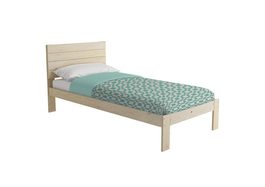 Cama Nórdica 1 Plaza - Decopocket