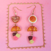 Pan Dulce | SET ARETES | 6 Panecitos mini