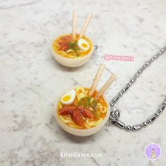Plato de Ramen | Collar | Necklace