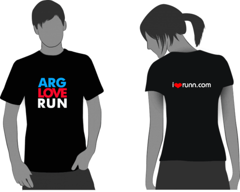 ARG LOVE RUN