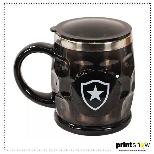 Caneca com Tirante Botafogo - Comprar em PRINT SHOW 13a9c1d6552b5