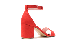SANDALIA GRECIA ROJO - Felmini Shoes