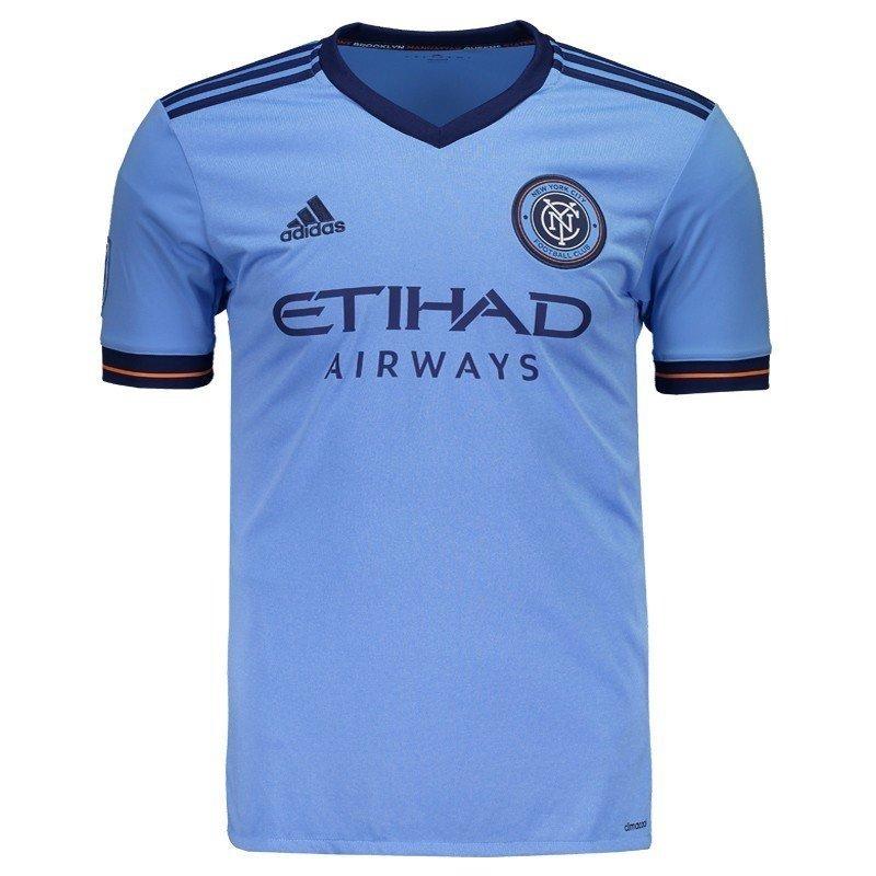 f926cc6e9 Camisa New York City II - 2017 18 versão torcedor