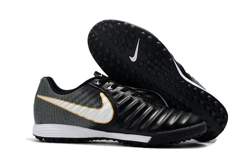 c9130b28aae71 ... Nike Tiempo Ligera IV TF preto e cinza - Society - buy online