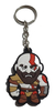 Chaveiro De Borracha Kratos God Of War