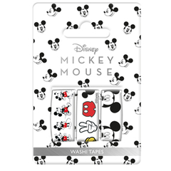 MICKEY MOUSE WASHITAPE X3