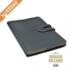 Agenda Howard Semanal Flexible Negro