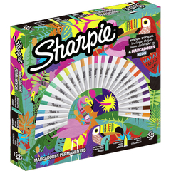 SHARPIE RULETA TROPICAL