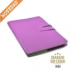 Agenda Howard Semanal Flexible Violeta