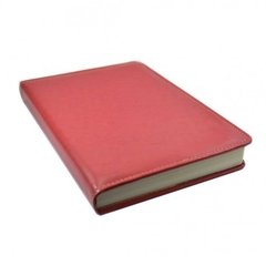Agenda Diaria Howard Office Rojo