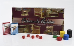 FICHERO RULETA 500 FICHAS