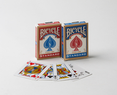 NAIPES BICYCLE STANDARD POKER