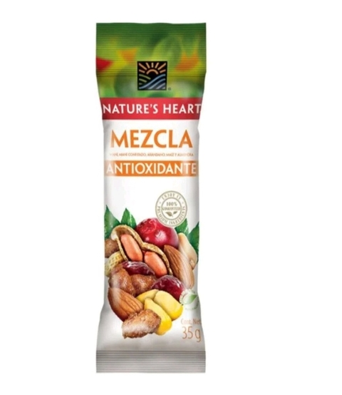 Mezcla Antioxidante Natures Heart