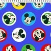 Tecido Estampado - Disney  Mickey Personagens
