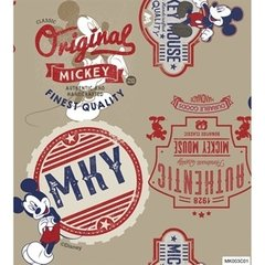 Tecido Estampado - Disney Mickey Mouse Original