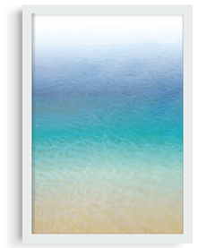 Quadro - Illustrated Beach - comprar online