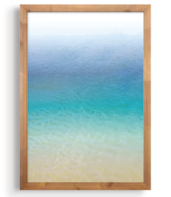 Quadro - Illustrated Beach na internet