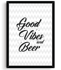 Quadro - Good Vibes and Beer