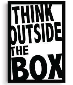 Quadro - Think Outside the Box