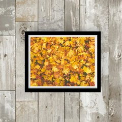 Quadro - Autumn in shades of yellow - comprar online